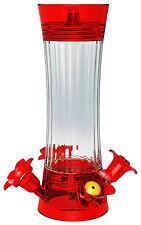 New listing Hummingbird Feeder, Fluted Glass, 10-oz.