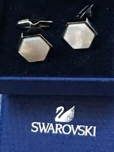 swarovski cufflinks