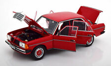 MB Mercedes Benz 200 - 1982 - red - Norev 1 18