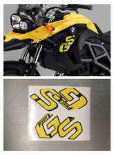 Adesivi fianchetti BMW F 650 2012  - adesivi/adhesives/stickers/decal
