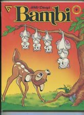 Walt Disney's Bambi   #9 NM   Album Series UNREAD
