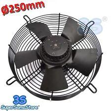 3S Ventilatore ventola di raffreddamento assiale ASPIRANTE Ø 250 mm 55 W 220v