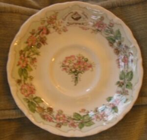 Royal Doulton Brambly Hedge Summer Saucer ONLY