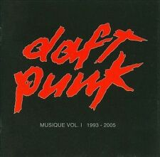 DAFT PUNK - MUSIQUE Vol. 1  1993-2005, Brand New Not Sealed