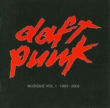 DAFT PUNK Musique, Vol. 1: 1993-2005 CD NEW