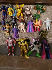 Lot Of Assorted Powerrangers toys