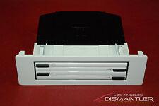 Porsche 911 996 Carrera Center Console CD Holder Storage Box White Disc Shelf