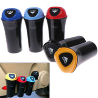 Car Trash Can Garbage Mini Dustbin Coin Holder Ashtray Cup For Home & OffiES
