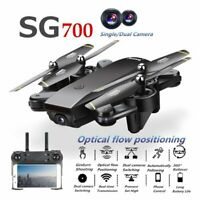 1080P Camera RC Drone X Pro Wifi FPV Foldable 4CH 6-Axis Quadcopter Helicopter