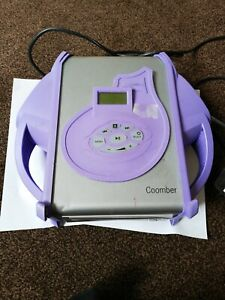 Coomber 3320-J Listening Centre with CD Player Recorder *** SPARES OR REPAIR ***