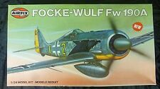 Airfix Focke-Wulf Fw-190A Aircraft Model Kit 1/24 Scale Series 16