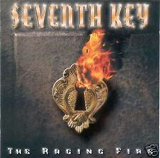 SEVENTH KEY-The Raging Fire                AOR CD