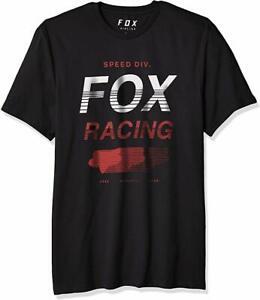 Fox Racing Men's Unlimited Airline Premium T-Shirt S/Sleeve Crew Tee Tops S-XXL