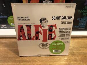 "SONNY ROLLINS - "" ALFIE "" - JAZZ AT 33 1/3 - VINYL DISC - DeAGOSTINI"