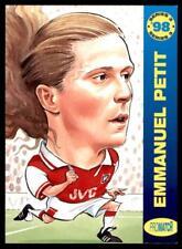 ProMatch 1998 Series 3 - Arsenal E.Petit No.32