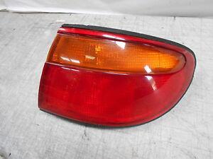 1997 Mazda Millenia Tail light Right passenger side brake light assembly