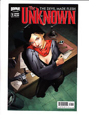 Unknown: The Devil Made Flesh No 1-4 Set 2009 Set! Great Four Book Boom Set!