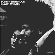 Sonny Sharrock - Black Woman 180G LP REISSUE NEW 4 MEN WITH BEARDS Herbie Mann