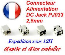 Connecteur alimentation dc jack power socket pj033 Fujitsu Amilo M1405, M7405