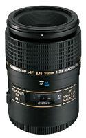 Tamron AF 90mm f/2.8 Di SP Macro Lens for Canon Mount 272E - OPEN BOX DEMO
