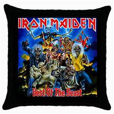 Iron Maiden  Cushion Cover Throw Pillow Case-NEW
