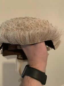 Traditional Barristers Wig - Handmade in UK