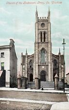 CHURCH OF THE REDEEMER BRAY CO. WICKLOW IRELAND VALENTINES IRISH POSTCARD 46951
