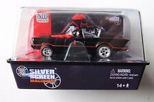 AUTO WORLD SIVER SCREEN BATMOBILE THE PENGUIN MOBILE WITH CLEAR CANOPY #39