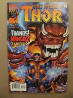 Thor Vol.2 #21 Marvel Comics 1998 Series Thor Versus Thanos 9.4 Near Mint