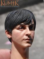 """KUMIK 1/6 Scale Head Sculpt KM16-62 Head Carving Model Fit 12"""" Male Body Figure"""