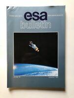 ESA Bulletin #64 Nov 1990 - European Space Agency Journal Magazine NASA Space
