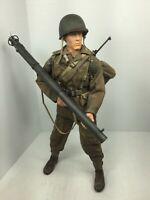 1/6 DRAGON US 101ST AIRBORNE PARATROOPER BAZOOKAMAN HOLLAND +CARBINE DID BBI WW2