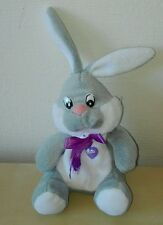 Peluche portamonete coniglio milka 15 cm originale rabbit plush soft toys