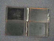 Various Brands, 4  5x7'' Large Format Cut Film Holder with Both Darkslides