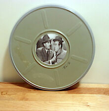 Abbott and Costello 3 films 30min on 1200ft Reel 16mm  SOUND EXC.