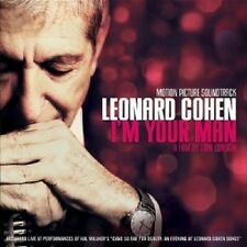 LEONARD COHEN-I´M YOUR MAN SOUNDTRACK CD NEUWARE