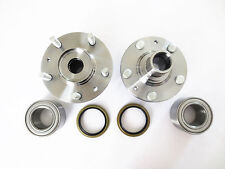 Front Left and Right Wheel Hub & Wheel Bearing Set For KIA SEDONA 2002 - 2005
