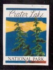 1934 Cater Lake National Park, Oregon Poster Stamp