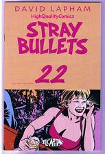 STRAY BULLETS #22, NM, David Lapham, El Capitan, 1st, 1995, more in store