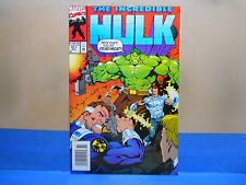 THE INCREDIBLE HULK Volume 1 #411 of 474 1962-97 Marvel Comics Uncertified