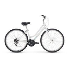 Raleigh 2018 Detour 2 Step Thru Hybrid Bike SM White