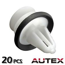20pcs Trim Cover Door Panel Molding Clip Retainer Fastener for 14-16 Ford C-Max