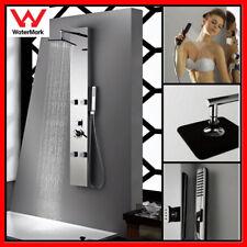 WATERMARK Registered 304 Stainless Steel Indoor Bathroom Massage Shower Panel