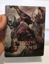 Wrath of the Titans 3D lenticular Flip effect for Steelbook
