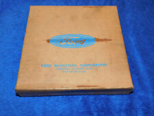 1952-1964 Ford 1954-1962 Mercury NOS 223 256 272 292 312 Y-BLOCK TIMING CHAIN