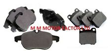 SAAB 93 9-3 (98-02) 2.0 2.3 TURBO FRONT and REAR BRAKE DISC PADS SET