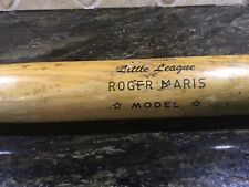 32 oz Spalding New York Yankees Roger Maris Little League Model Baseball Bat