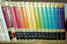 Enciclopedia I QUINDICI completa 1/15 Libri del Come e Perchè edizione del 1967