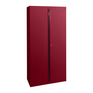Statewide Deluxe Stationary Storage Filing Steel Cupboard Australian Made