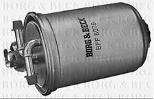 BORG & BECK FUEL FILTER FOR VW CADDY DIESEL 1.9 47KW